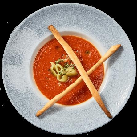 Суп гаспаччо