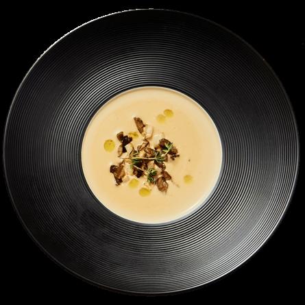 Суп велютата з цвітної капусти